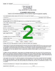 Cosigner Application